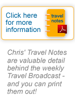 Chris' Travel Notes